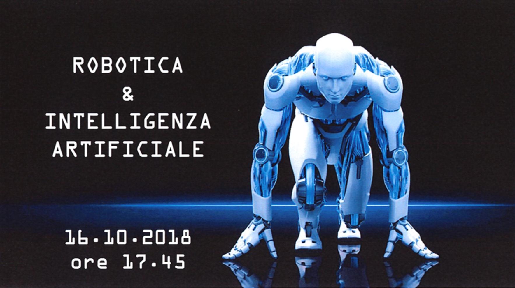 Robotica e Intelligenza Artificiale
