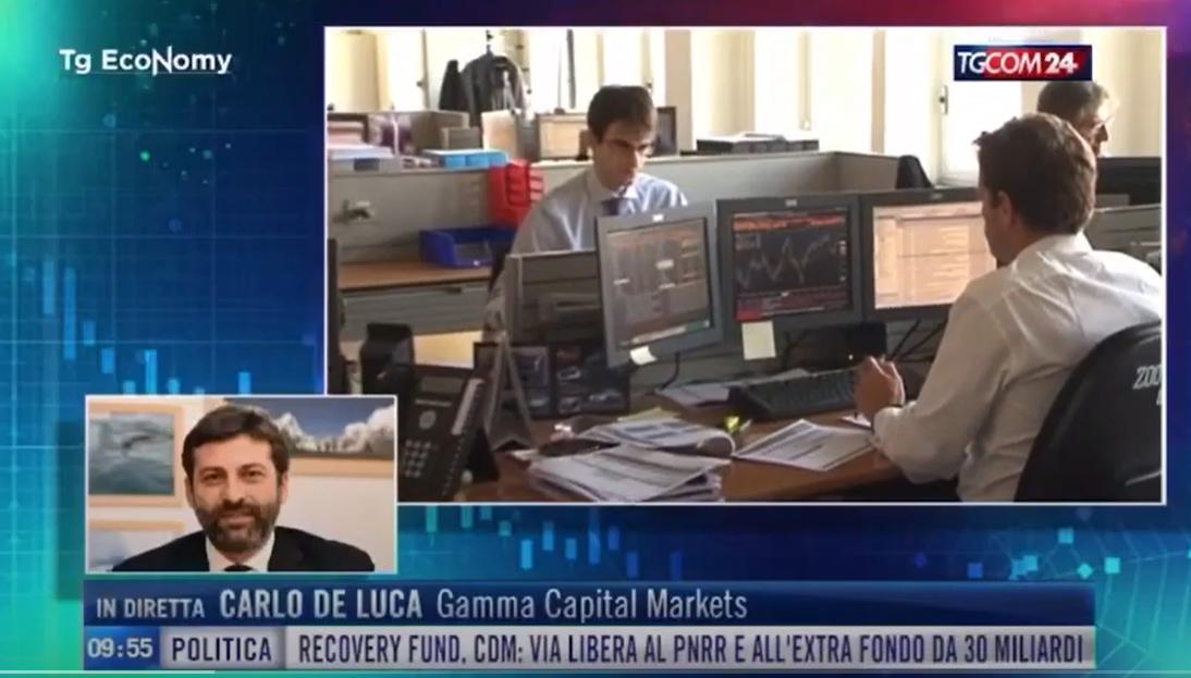 30/04/2021 - Intervista TGcom24 - Carlo De Luca
