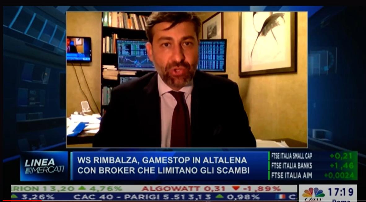28/01/2021 - CNBC Carlo De Luca