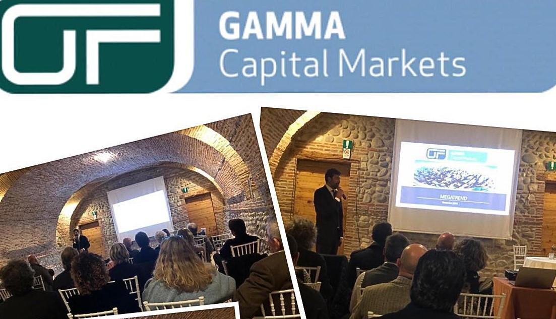 Gamma Capital Markets: Aperitivo Finanziario